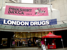 London Drugs Pink Shirt | Is Shirt