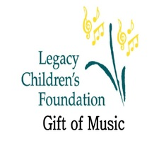 Legacy Music Notes Logo