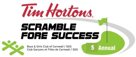 Tim Hortons Scramble Fore Success